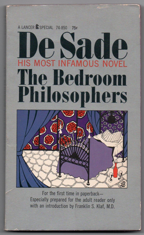 The Bedroom Philosophers by Marquis De Sade 10 Lancer