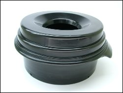 Buddy Bowl, 0.5 gal - Black