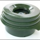 Buddy Bowl, 1 quart - Hunter Green
