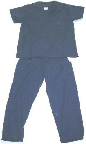 Navy Blue Unisex Set