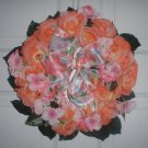 Minni Pink Rose Wreath