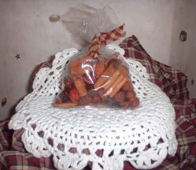 Mulberry Potpourri