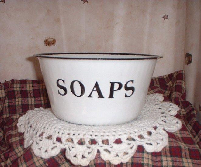 Soap Bowl