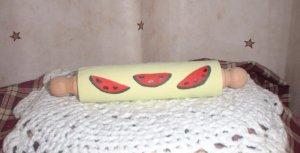 Mini Watermelon Rolling Pin