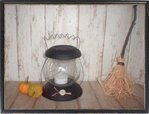 Flameless Tealight Lantern