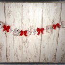 Mini Marshmallow Garland