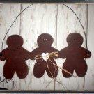 Gingerbread Trio