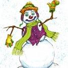 Snowman Cards-8 box set