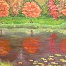 Fall Trees - 8 box set