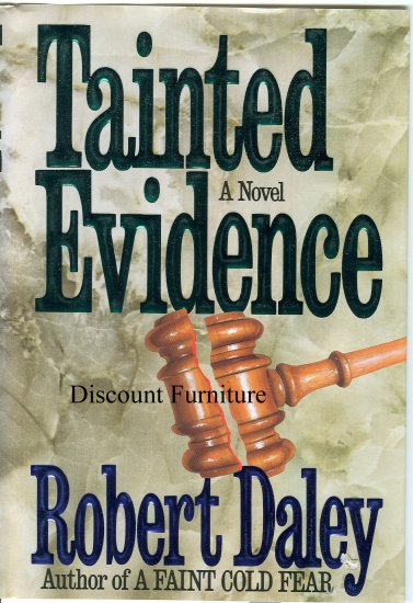 BOOK TAINTED EVIDENCE by Robert Daley