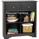 BUFFET CONSOLE COUCH TABLE   BLACK COLOR