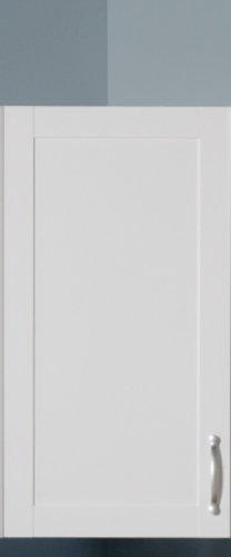 24 INCH UPPER ANGLE CORNER KITCHEN SHAKER CABINET  WAC-2431-S