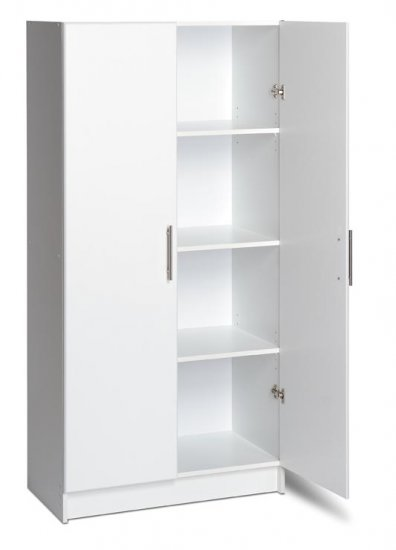 32 Inches Wide X 65 Inches High Pantry Storage Cabinet