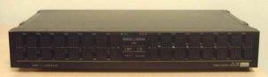 Vintage -- Sansui SE-300 (7 band equalizer)