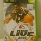 NBA Live 2002 by EA Sports (XBOX)