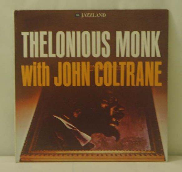 Thelonious Monk with John Coltrane (Jazzland, LP, OJC-039)