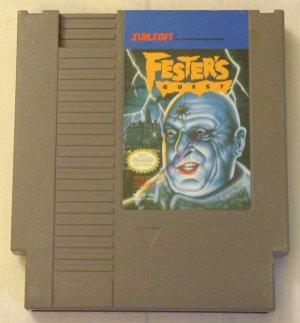Fester's Quest (Nintendo)