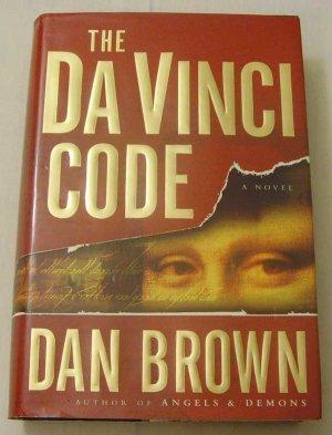The Da Vinci Code by Dan Brown (2003)