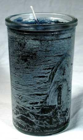 Black 50-hour Jar Candle