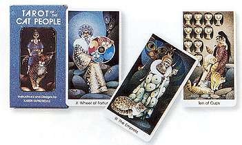 Cat People Tarot by