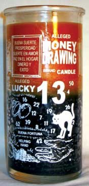 14-day Money Drawing Candle