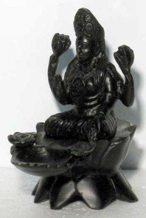Laxmi Burner, Statue