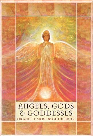 Angels, Gods, & Goddesses Oracle (deck & book)