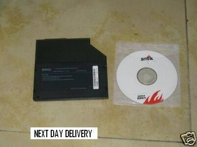 DELL LATITUDE/INSPIRON DVD-ROM/CD WRITER WITH NERO CD (£33.99 only including delivery)