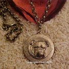 English Bulldog Photo Locket Necklace ... Jewelry for Dog Lovers