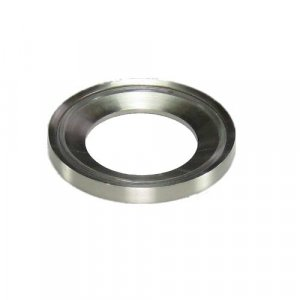 Brushed Nickel Mounting Ring for Vessel Sink