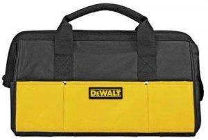 "Dewalt Contractor 20"" Nylon Heavy-Duty Tool Bag"