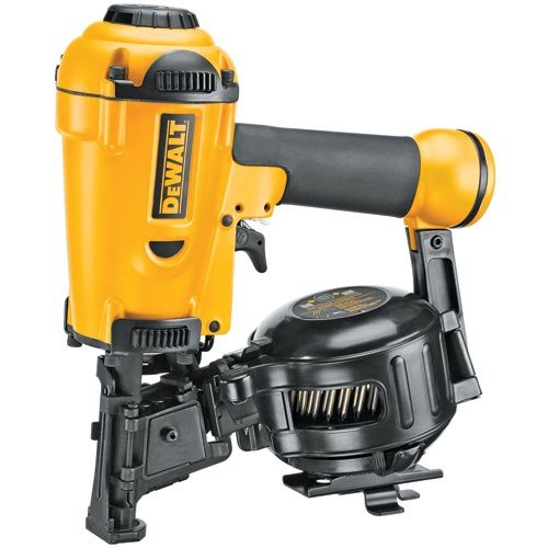 """Heavy-Duty 3/4"""" - 1-3/4"""" Coil Roofing Nailer - D51321"""