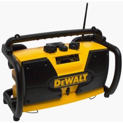 DW911 Dewalt Heavy-Duty Worksite Radio/Charger