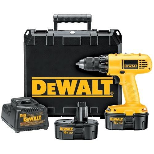 DW959K2 Dewalt 18V Cordless Compact Drill/Driver Kit