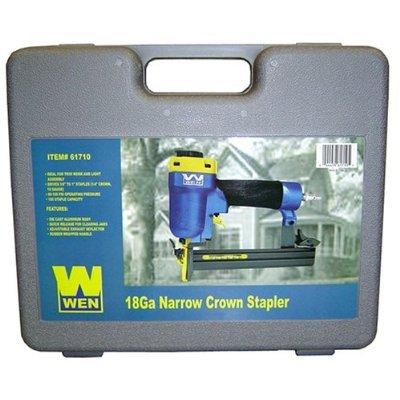 WEN 61710 3/8-Inch to 1-Inch 18 Gauge Narrow Crown Stapler