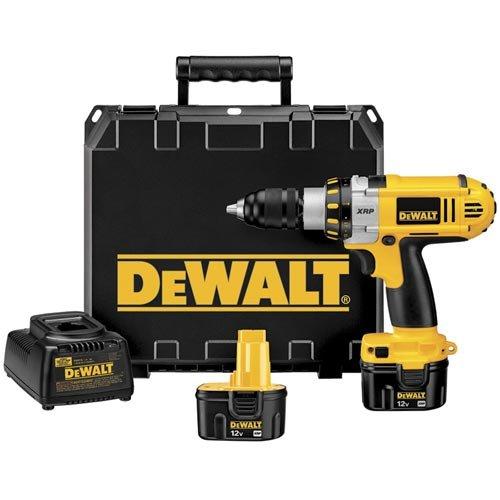 "DC940KA  Dewalt  HD  XRP� ½"" 12v Cordless Drill Kit"