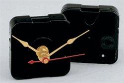 (5) Regular Stepping Clock Movements (Medium Shaft)  w/Choice Of Hands