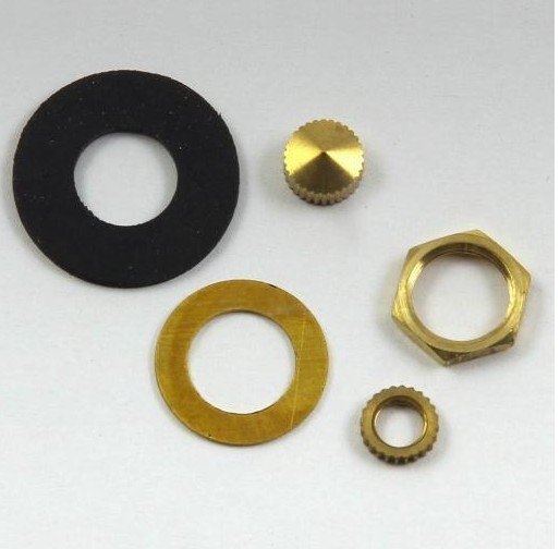 Clock Mounting Hardware Pack (5 of ea.)
