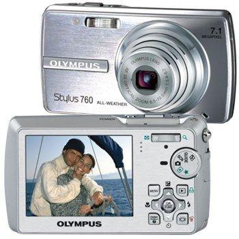 Olympus Stylus 760 7.1 MP Digital Camera