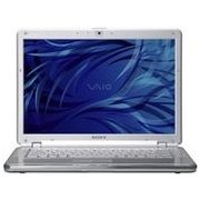 """Sony VAIO VGN-CR190E/L 14.1"""" Notebook (1.8GHz Core 2 Duo T7100 2.0GB RAM 160GB HDD DVD+RW"""