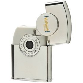 VUPOINT DC-MB30F-VP Lighter-Style Digital Camera