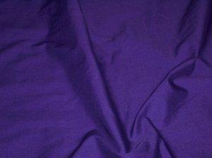 Purple Poly Cotton Broadcloth