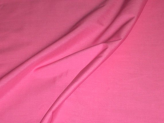 Pink Poly Cotton Broadcloth