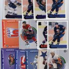 25 NHL Hockey Mixed Insert Card Lot, PACIFIC PARAMOUNT, Topps Glossys + MORE!