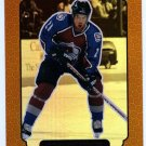 "Peter Forsberg 1997/1998 Beehive NHL Hockey Team Insert 9 of 25 - 5""x7"" Format"