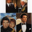 James Bond 007 - GOLDENEYE, 1995, Complete 90 Cards + 3 Inserts By Graffiti Inc
