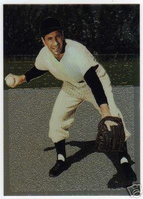 Phil Rizzutos 1994 MLB Baseball Card RARE National Pastime Promo By Comic images