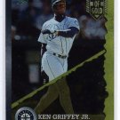 Ken Griffey Jr. 1995 MLB Baseball Score Insert Card - Hall of Gold Card #HG1