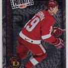 Steve Yzerman 1997/1998 Donruss NHL Hockey Insert Card Priority Direct Deposit - #2 of 30