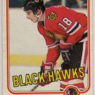 Denis Savard 1981/1982 O-Pee-Chee NHL Hockey OPC Rookie Card #63